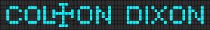 Alpha pattern #13400