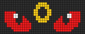 Alpha pattern #13422