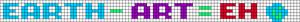 Alpha Friendship Bracelet Pattern #13436