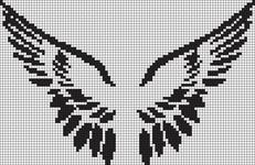 Alpha pattern #13439