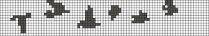 Alpha pattern #13440