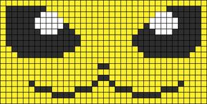 Alpha pattern #13446