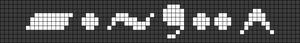 Alpha pattern #13452