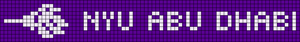 Alpha pattern #13454