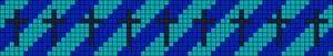 Alpha pattern #13465