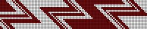 Alpha Friendship Bracelet Pattern #13471