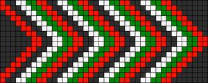 Alpha pattern #13474