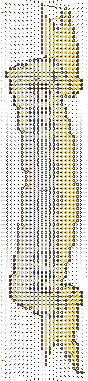 Alpha pattern #13475 pattern