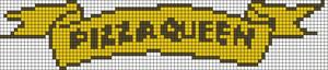 Alpha Friendship Bracelet Pattern #13475