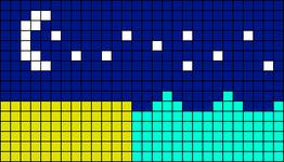 Alpha pattern #13479