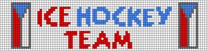 Alpha Friendship Bracelet Pattern #13481