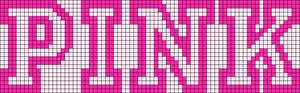 Alpha pattern #13489