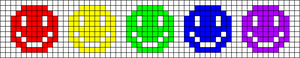 Alpha pattern #13491