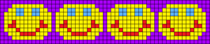 Alpha pattern #13495