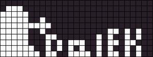 Alpha pattern #13504