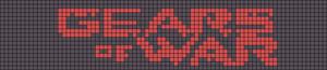 Alpha pattern #13506