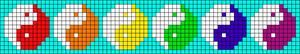 Alpha pattern #13509