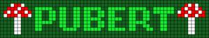 Alpha pattern #13510