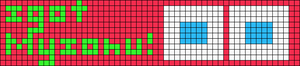 Alpha pattern #13513