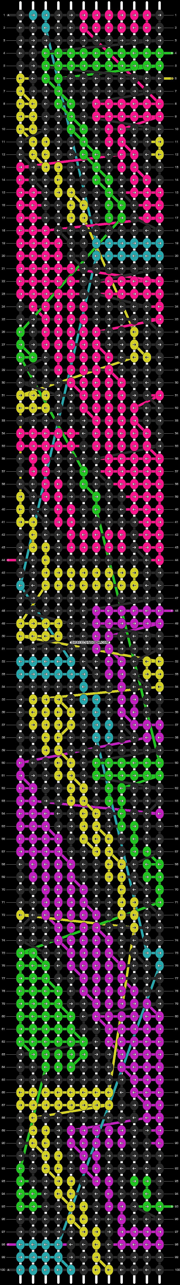 Alpha pattern #13516 pattern