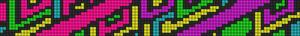 Alpha pattern #13516