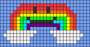Alpha pattern #13518