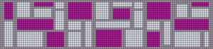 Alpha pattern #13520