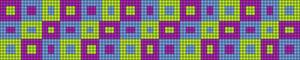 Alpha pattern #13525