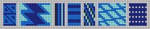 Alpha pattern #13528