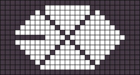 Alpha pattern #13543
