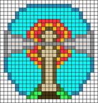 Alpha pattern #13548