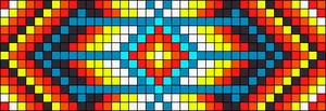 Alpha pattern #13552