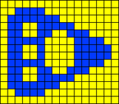 Alpha pattern #13559