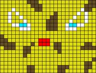 Alpha pattern #13562
