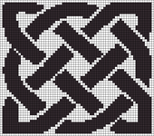 Alpha pattern #13570