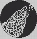 Alpha pattern #13571