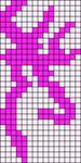 Alpha Friendship Bracelet Pattern #13573