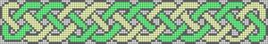 Alpha pattern #13579