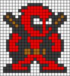 Alpha pattern #13581