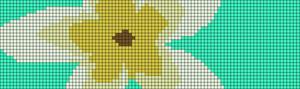 Alpha pattern #13582