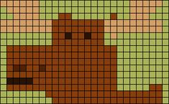 Alpha Friendship Bracelet Pattern #13585
