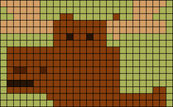 Alpha pattern #13585
