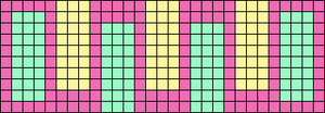 Alpha pattern #13588