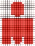 Alpha pattern #13590