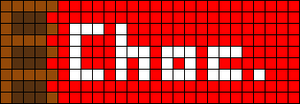 Alpha pattern #13592