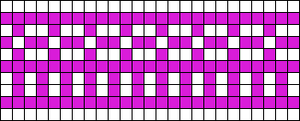 Alpha pattern #13593
