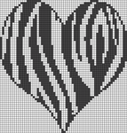 Alpha pattern #13594