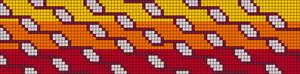 Alpha Friendship Bracelet Pattern #13604