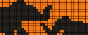 Alpha pattern #13612