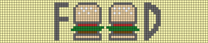 Alpha pattern #13619